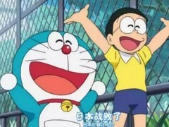哆啦A梦反日 网友:直面历史 应该点赞 受到网友好评